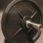Fake Weights, fake barbell plate, fake plates, fake weights, props