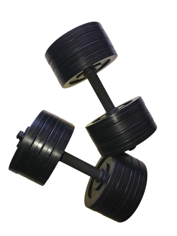 Fake weights, buy fake weights, plastic weights, prop weights, fake dumbbells, plastic dumbbells, dumbbell props