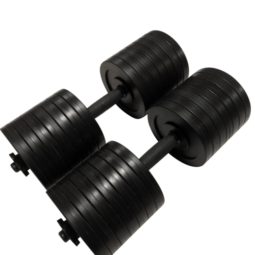fake weights, fake dumbbells, dumbbell props, fake props, plastic weights, dumbbells