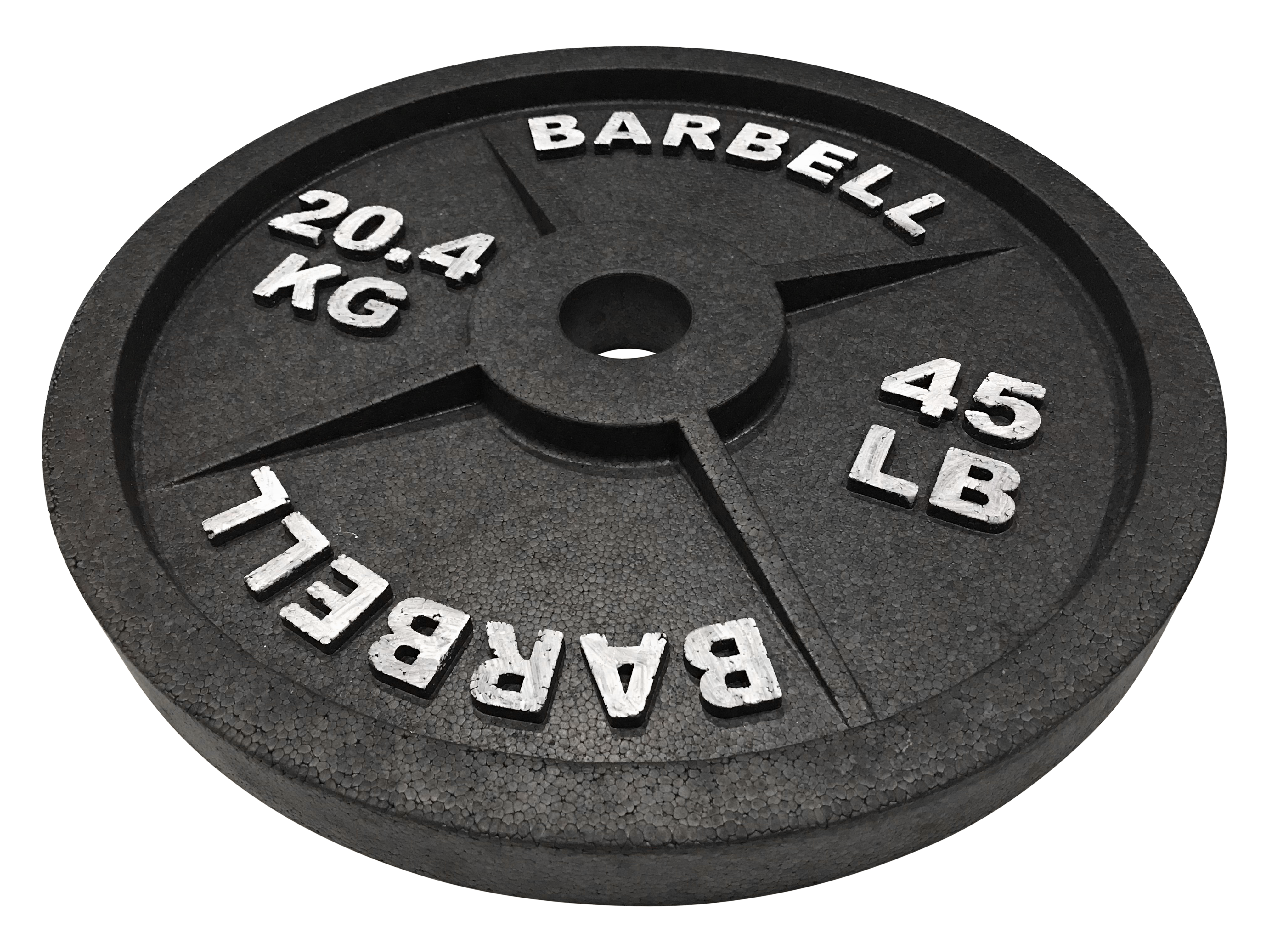 Fake Weights 45lb 45 Lb Plates Crossfit Display