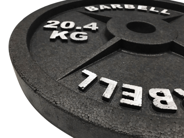 fake weights, fake 45lb, fake 45 lb weights, plates, crossfit, display weights, plastic, styrofoam weights, training weights