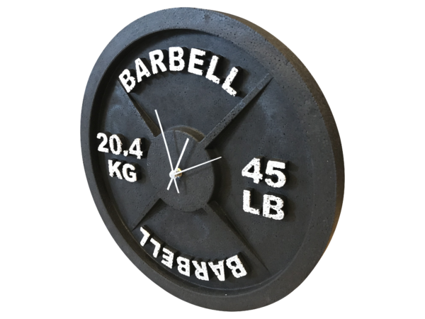 Barbell Weight Clock