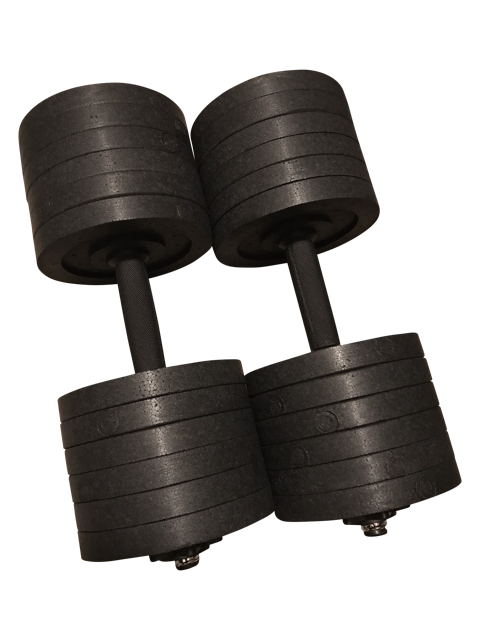 Fake Weights Dumbbells